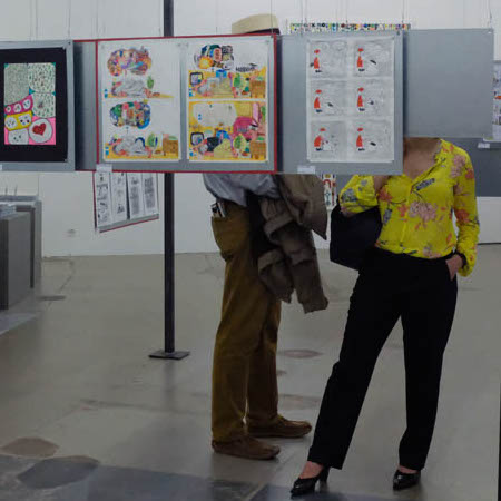 Fumetto – Internationales Comix-Festival