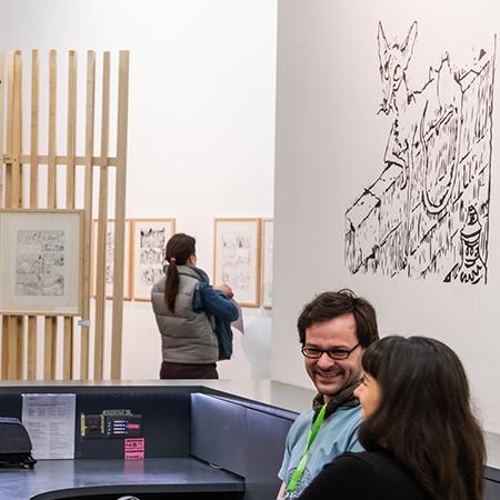 Fumetto – Comic Festival Luzern 2019
