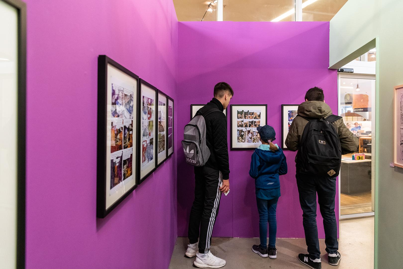 Abgesagt: Fumetto – Comic Festival Luzern 2020