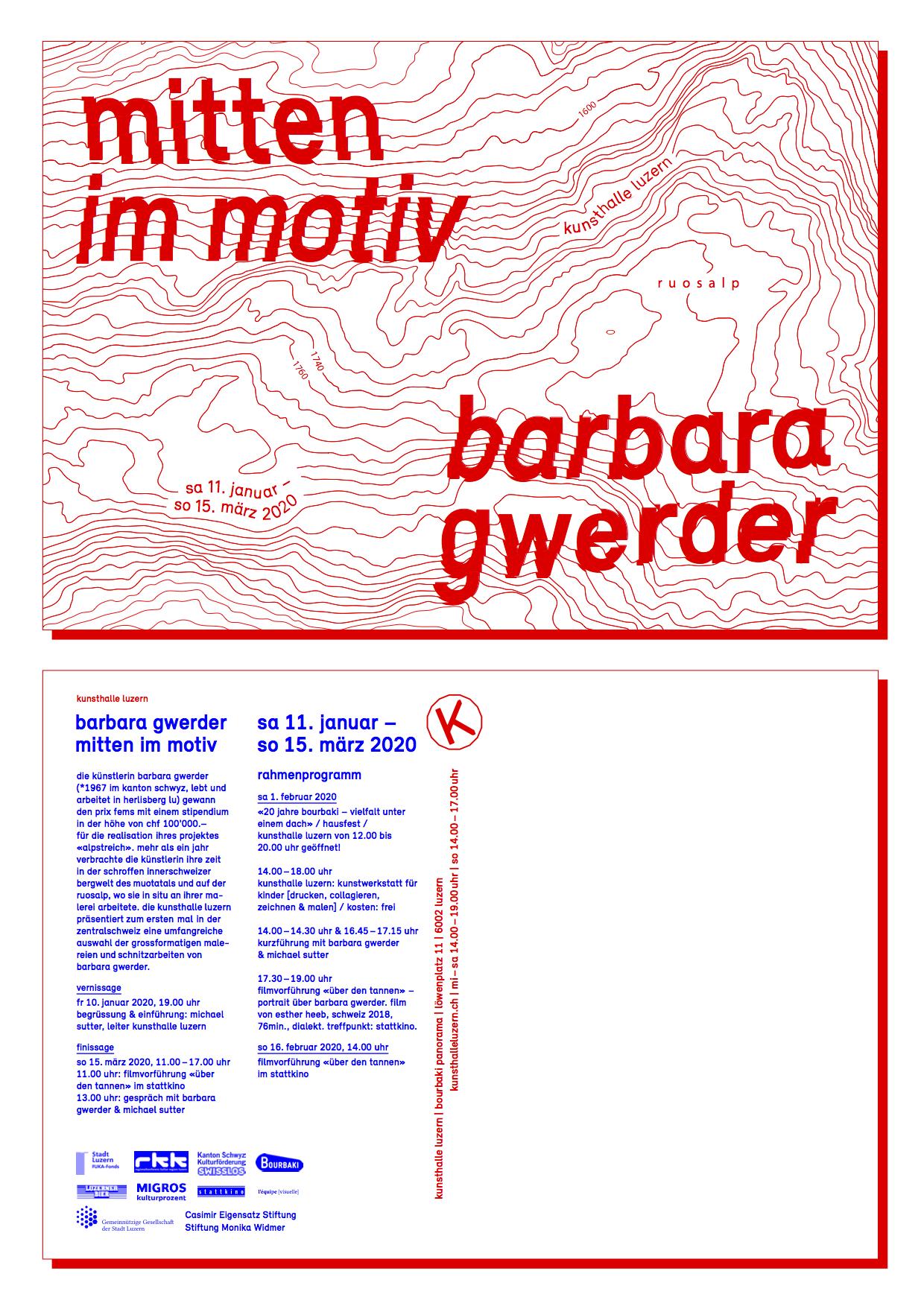 Barbara Gwerder – Mitten im Motiv