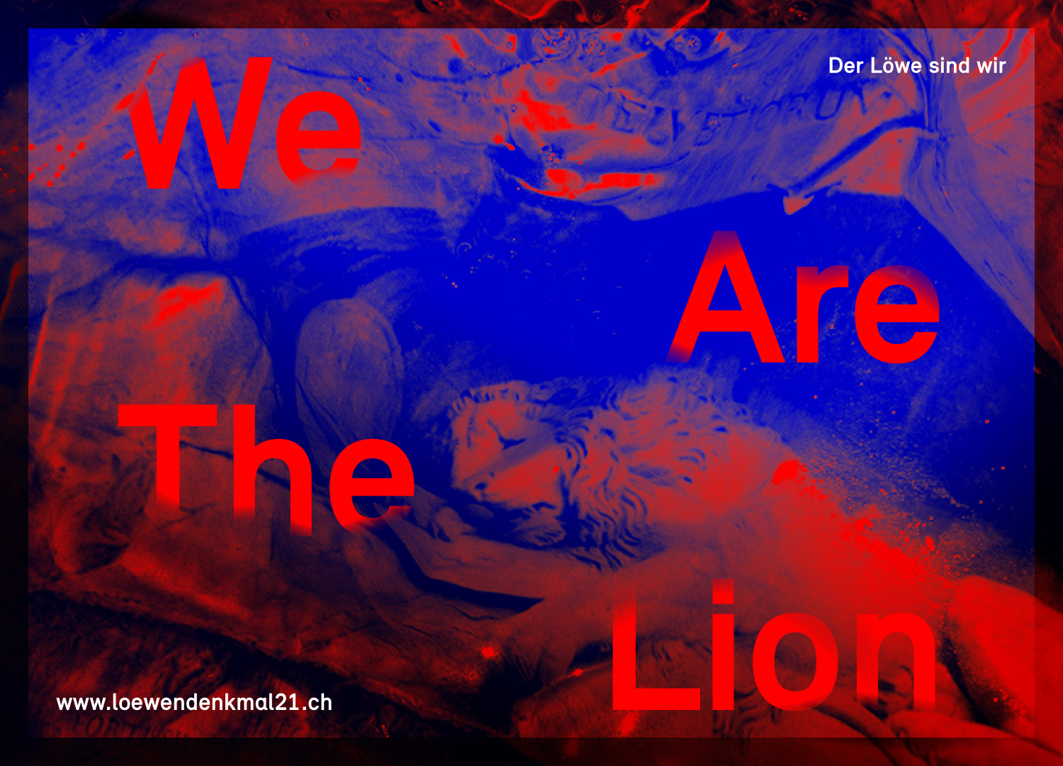 We Are The Lion