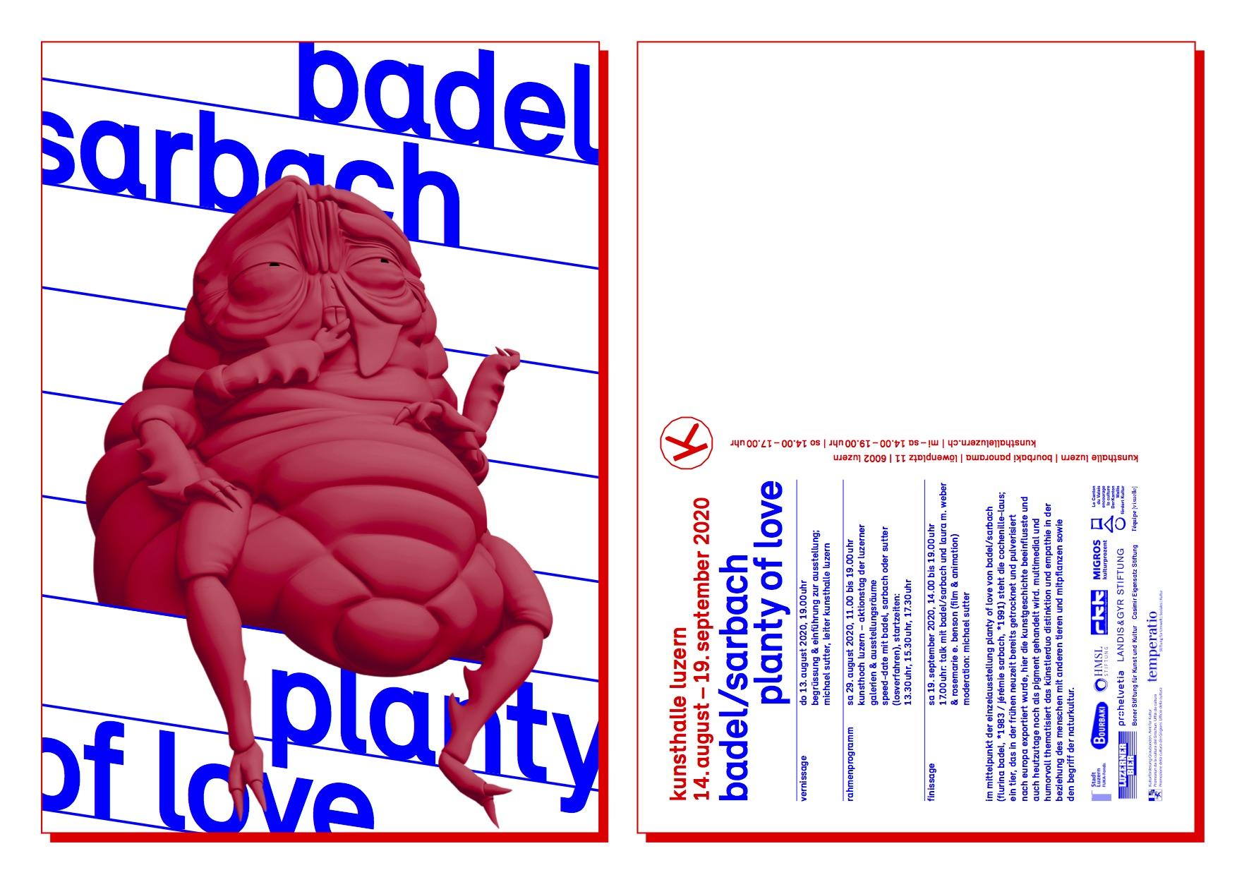 Flurina Badel & Jérémie Sarbach – Planty of Love