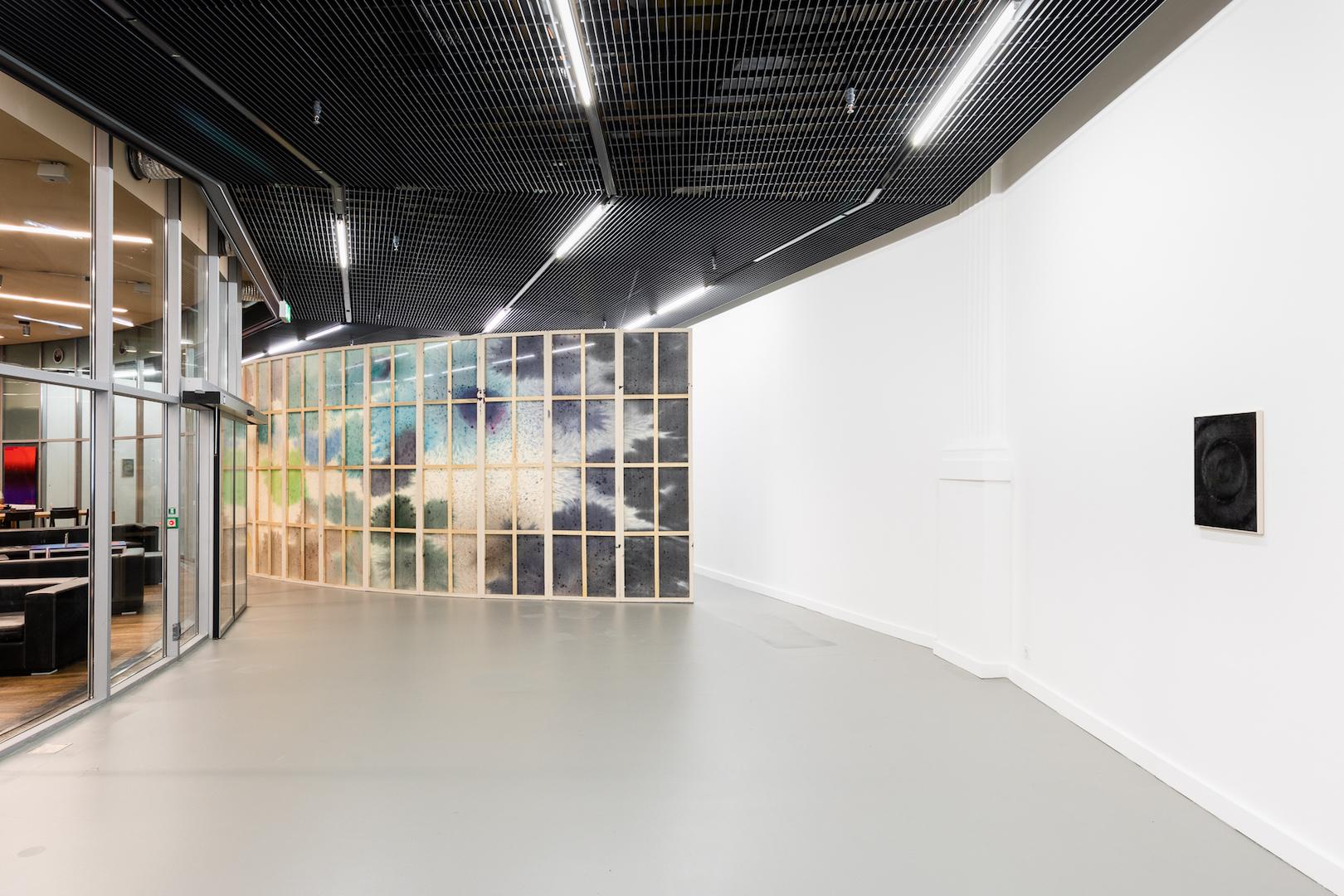 Einzelausstellung constant change von Giacomo Santiago Rogado  ©Kunsthalle Luzern